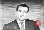 Image of presidential election debate Washington DC USA, 1960, second 61 stock footage video 65675073651