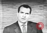 Image of presidential election debate Washington DC USA, 1960, second 62 stock footage video 65675073651