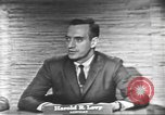 Image of presidential election debate Washington DC USA, 1960, second 15 stock footage video 65675073653