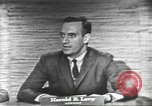 Image of presidential election debate Washington DC USA, 1960, second 16 stock footage video 65675073653
