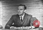 Image of presidential election debate Washington DC USA, 1960, second 18 stock footage video 65675073653
