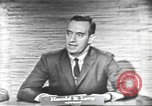 Image of presidential election debate Washington DC USA, 1960, second 19 stock footage video 65675073653