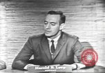 Image of presidential election debate Washington DC USA, 1960, second 21 stock footage video 65675073653
