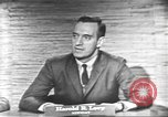 Image of presidential election debate Washington DC USA, 1960, second 22 stock footage video 65675073653
