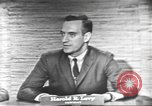 Image of presidential election debate Washington DC USA, 1960, second 24 stock footage video 65675073653