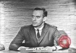 Image of presidential election debate Washington DC USA, 1960, second 33 stock footage video 65675073653