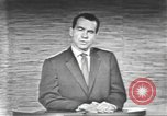 Image of presidential election debate Washington DC USA, 1960, second 38 stock footage video 65675073653