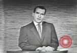 Image of presidential election debate Washington DC USA, 1960, second 40 stock footage video 65675073653