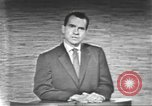 Image of presidential election debate Washington DC USA, 1960, second 46 stock footage video 65675073653