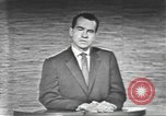 Image of presidential election debate Washington DC USA, 1960, second 49 stock footage video 65675073653