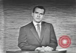 Image of presidential election debate Washington DC USA, 1960, second 50 stock footage video 65675073653