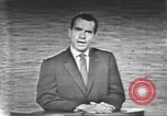 Image of presidential election debate Washington DC USA, 1960, second 57 stock footage video 65675073653