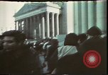Image of American people Washington DC USA, 1972, second 37 stock footage video 65675073698