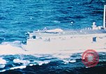 Image of President Nixon awaiting recovery of Apollo 11 Pacific Ocean, 1969, second 46 stock footage video 65675073757