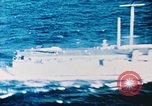 Image of President Nixon awaiting recovery of Apollo 11 Pacific Ocean, 1969, second 47 stock footage video 65675073757