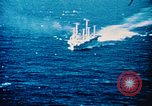 Image of President Nixon awaiting recovery of Apollo 11 Pacific Ocean, 1969, second 59 stock footage video 65675073757