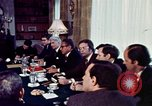 Image of Henry Kissinger Paris France, 1973, second 2 stock footage video 65675073773