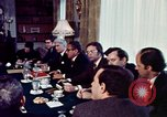 Image of Henry Kissinger Paris France, 1973, second 3 stock footage video 65675073773