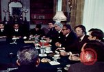 Image of Henry Kissinger Paris France, 1973, second 6 stock footage video 65675073773