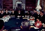 Image of Henry Kissinger Paris France, 1973, second 7 stock footage video 65675073773