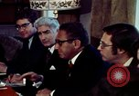 Image of Henry Kissinger Paris France, 1973, second 20 stock footage video 65675073773