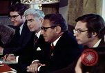Image of Henry Kissinger Paris France, 1973, second 24 stock footage video 65675073773