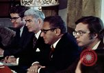 Image of Henry Kissinger Paris France, 1973, second 25 stock footage video 65675073773