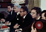 Image of Henry Kissinger Paris France, 1973, second 26 stock footage video 65675073773