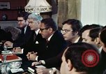 Image of Henry Kissinger Paris France, 1973, second 27 stock footage video 65675073773