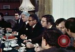 Image of Henry Kissinger Paris France, 1973, second 29 stock footage video 65675073773