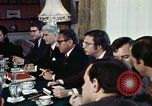 Image of Henry Kissinger Paris France, 1973, second 30 stock footage video 65675073773