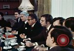 Image of Henry Kissinger Paris France, 1973, second 31 stock footage video 65675073773