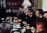 Image of Henry Kissinger Paris France, 1973, second 32 stock footage video 65675073773