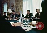 Image of Henry Kissinger Paris France, 1973, second 38 stock footage video 65675073773