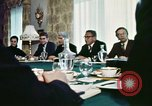 Image of Henry Kissinger Paris France, 1973, second 40 stock footage video 65675073773