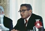 Image of Henry Kissinger Paris France, 1973, second 43 stock footage video 65675073773