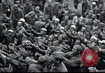 Image of Polish prisoners of war Poland, 1940, second 27 stock footage video 65675073791