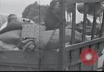 Image of Germans in Marquion during Invasion of France Marquion France, 1940, second 2 stock footage video 65675073793