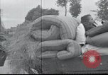 Image of Germans in Marquion during Invasion of France Marquion France, 1940, second 3 stock footage video 65675073793