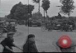 Image of Germans in Marquion during Invasion of France Marquion France, 1940, second 6 stock footage video 65675073793