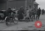 Image of Germans in Marquion during Invasion of France Marquion France, 1940, second 17 stock footage video 65675073793