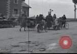 Image of Germans in Marquion during Invasion of France Marquion France, 1940, second 22 stock footage video 65675073793