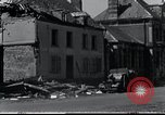 Image of World War 2 ruins in Chaumont-Porcien France Chaumont-Porcien France, 1940, second 5 stock footage video 65675073796