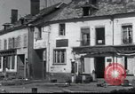 Image of World War 2 ruins in Chaumont-Porcien France Chaumont-Porcien France, 1940, second 16 stock footage video 65675073796