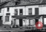 Image of World War 2 ruins in Chaumont-Porcien France Chaumont-Porcien France, 1940, second 17 stock footage video 65675073796