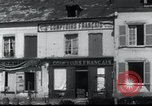 Image of World War 2 ruins in Chaumont-Porcien France Chaumont-Porcien France, 1940, second 19 stock footage video 65675073796