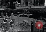 Image of World War 2 ruins in Chaumont-Porcien France Chaumont-Porcien France, 1940, second 25 stock footage video 65675073796