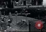 Image of World War 2 ruins in Chaumont-Porcien France Chaumont-Porcien France, 1940, second 27 stock footage video 65675073796