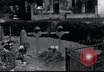 Image of World War 2 ruins in Chaumont-Porcien France Chaumont-Porcien France, 1940, second 28 stock footage video 65675073796