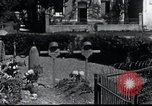 Image of World War 2 ruins in Chaumont-Porcien France Chaumont-Porcien France, 1940, second 31 stock footage video 65675073796